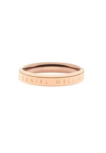 Daniel Wellington gold Classic Ring Rose Gold 52 8C17CAC6FA7203GS_1