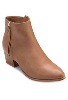 Emily Zip Boots