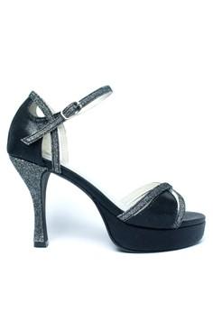 Nancy Formal Platform Sandals
