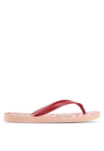 Ipanema pink and multi Ipanema Everyday Flip Flops IP362SH0ST61MY_1