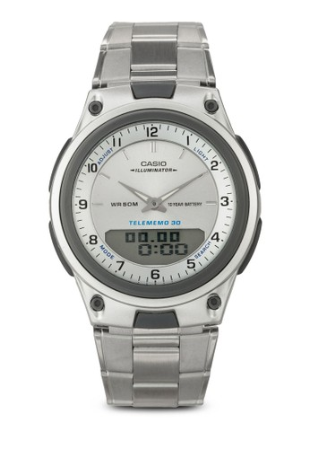 AW-esprit hk80D-7A 運動風男士手錶, 錶類, 飾品配件
