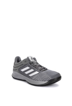 separation shoes 82f89 bcab3 25% OFF adidas adidas pro spark 2018 low Php 2,800.00 NOW Php 2,099.00  Available in several sizes