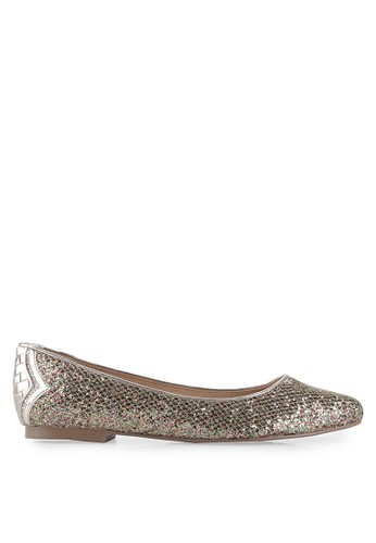 Andre Valentino gold Andre Valentino Ladies Shoes AN818SH91KNOID_1
