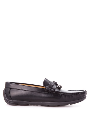 H2Ocean black Quillon Loafers H2527SH80CQHPH_1