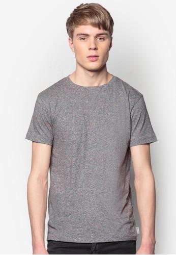 混色棉質T 恤, 服esprit 會員飾, 素色T恤