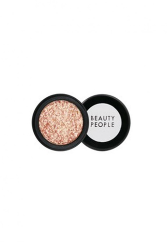 Beauty People Fix Pearl Pigment Pact (Glow Light) BE881BE36FXJSG_1
