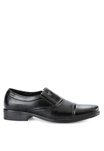 Watchout! Shoes black Bussiness Loafer 99A90SHC36B199GS_1