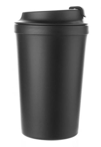Artiart black Limited Edition Idea Café Suction Cup (Eclipse) Design By ArtiArt C3876HL3AD2217GS_1
