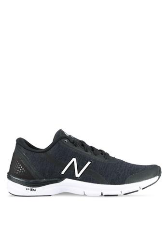 New Balance black 711 V3 Heather Pack Fitness Running Shoes NE323SH0S8NOMY_1
