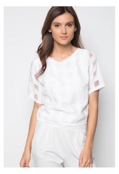 White Angel Blouse