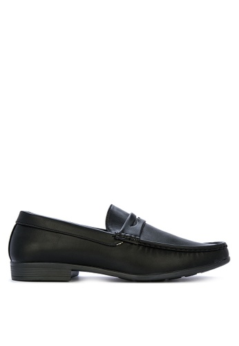 Preview black Penny Loafers 702B2SH88877D5GS_1