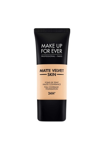 MAKE UP FOR EVER beige MATTE VELVET SKIN LIQUID FOUNDATION 30ML Y235 98620BEF37C38DGS_1