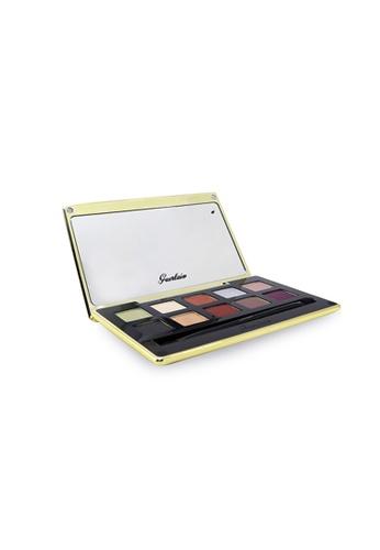 Guerlain GUERLAIN - Golden Bee Palette Of 10 Mat And Satin Eyeshadows (10x Eyeshadow) 10x1.2g/0.04oz FA950BEA9EA491GS_1