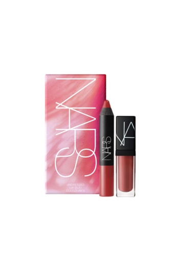 NARS beige Bahama - UNDRESSED LIP DUO. A824DBE230235BGS_1
