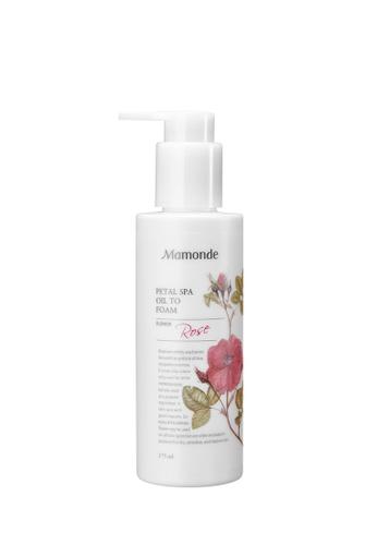 Mamonde white Mamonde Petal Spa Oil to Foam 175ml 27411BE6A9F35BGS_1