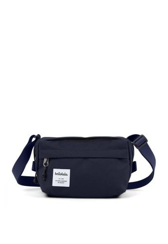 Hellolulu blue Hellolulu Hollis Mini Bag (Dark Blue) E7DDEACC9B60C8GS_1
