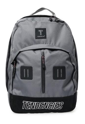 Tendencies grey Tendencies Back Pack ARCUS GREY C249CAC3AC0205GS_1