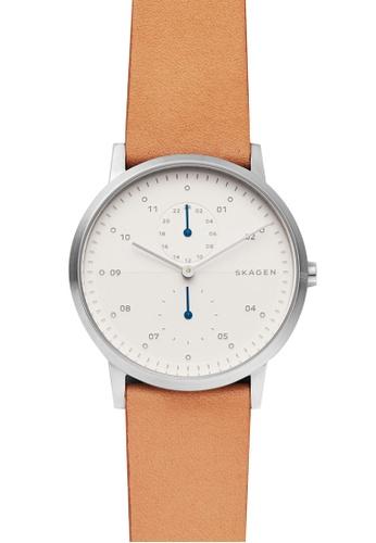 Skagen brown Kristoffer Watch SKW6498 1ECB8AC521EA58GS_1