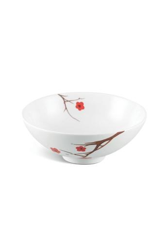 Minh Long I white Pink Ochna: Porcelain Soup Bowl (15cm) 4004FHL9042F60GS_1