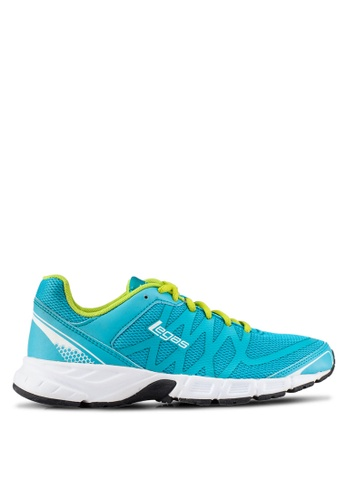 Legas blue Evo LA Women's Shoes LE684SH0S2NFMY_1