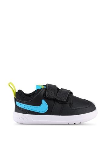 Nike black and grey Pico 5 Shoes D53ABKS9F68B6BGS_1