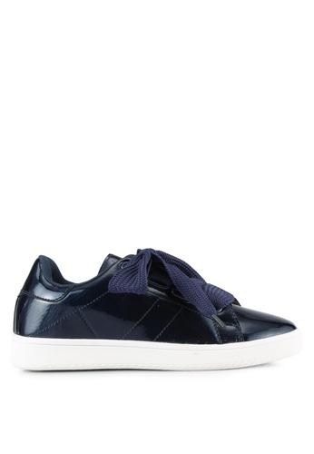 Rubi navy Cathryn Bow Sneakers RU506SH0RZJMMY_1