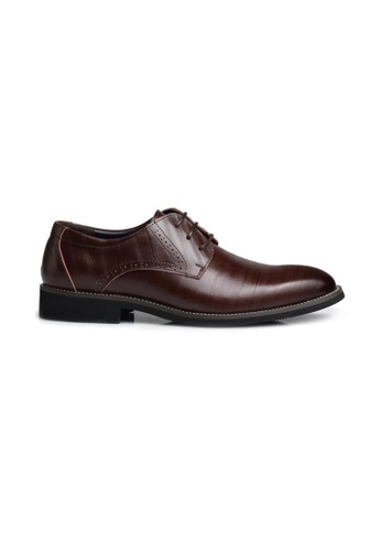 Kings Collection brown Bradford Oxford Shoes KCCS3 2441FSH233539FGS_1