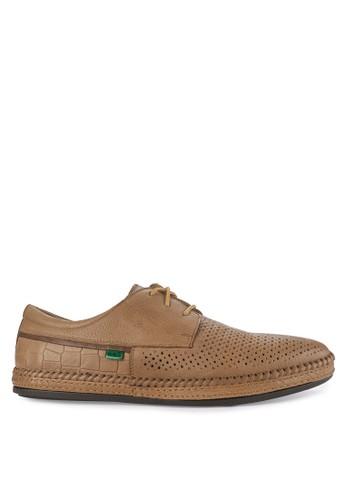 Kickers brown Man Shoes 3110T 54459SH8A46828GS_1