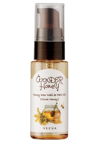 VECUA Honey Nail + Hair Oil - Honey VE413BE33ERASG_1