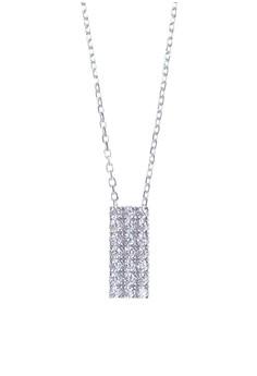 Seraph Silver Necklace