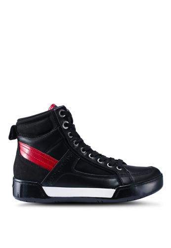 Calvin Klein black Nicola Sneakers A1BFDSH0E8E8F0GS_1