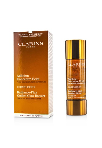 Clarins CLARINS - Radiance-Plus Golden Glow Booster for Body 30ml/1oz F03B2BECBC0932GS_1