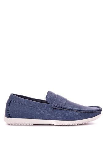 H2Ocean blue Nuncio Loafers & Moccasins H2527SH0JW4NPH_1