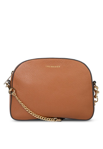 The Horse brown The Dome Bag 496A6ACC7AE38EGS_1