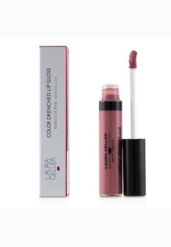 Laura Geller LAURA GELLER - Color Drenched Lip Gloss - #French Press Rose 9ml/0.3oz 006C2BEC2EF876GS_1