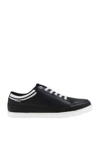 FANS black Fans Mulo BW - Casual Shoes Black White B01B4SH406A72AGS_1