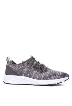 73dceb165477 Fila grey Earn Running Shoes 7A4AESHD5F6B0DGS 1