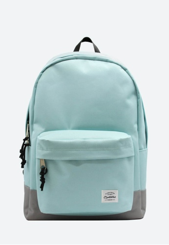 OPTIONS grey and blue Options Day Backpack A0C0BACD08F9FFGS_1