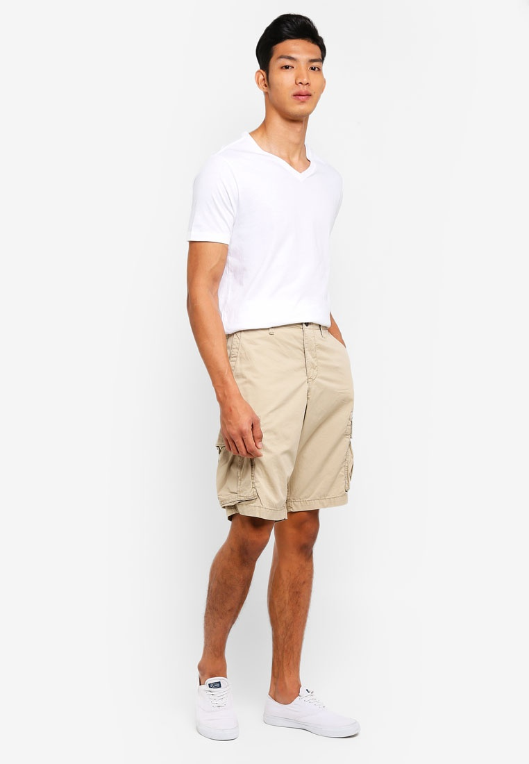 Khaki GAP Shorts Cargo 12