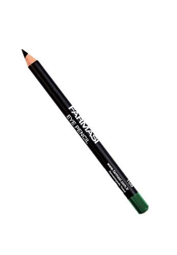 Farmasi Colour Cosmetics green Eye Pencil FA709BE98RCZMY_1