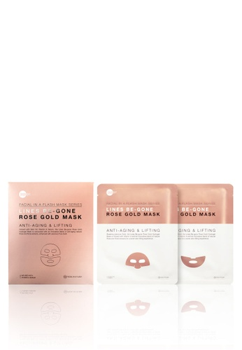 Skin Inc Lines Be-Gone Rose Gold Mask SK423BE60DPZMY_1