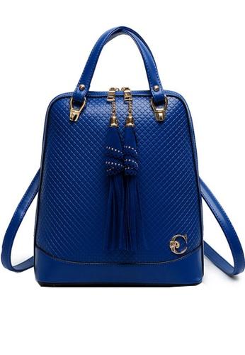 TCWK blue Ladies Backpack TC258AC99GFWMY_1