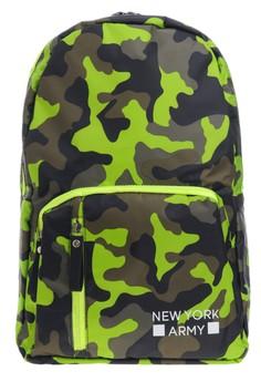 Newyork Army N7280 Camouflage Backpack