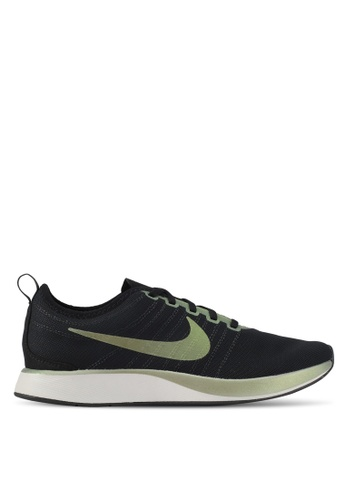 Nike black Men's Nike Dualtone Racer SE Shoes NI126SH0SFBJMY_1