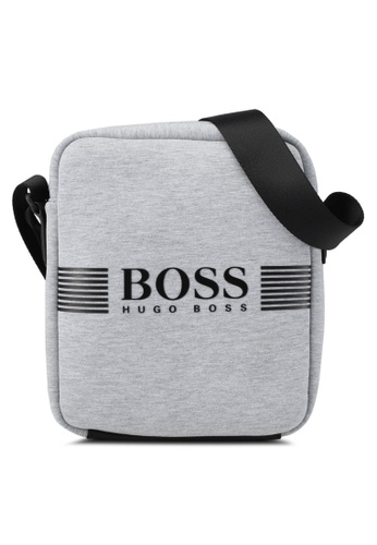 BOSS grey Pixel Bag BO517AC0SRBXMY_1