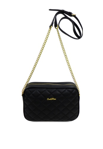 Carlo Rino Black 0304323a 001 08 Sling Bag 97743aca3e5a3bgs 1