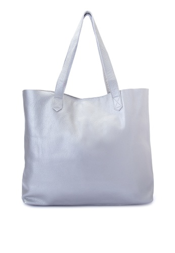 Costal Leather Bags silver Madison Easy Tote CO233AC0JK4DPH_1