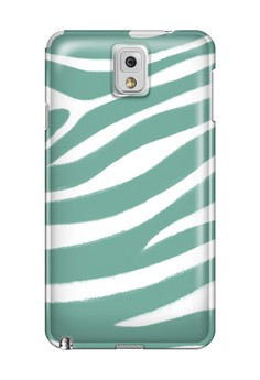 Zebra Print Glossy Hard Case for Samsung Galaxy Note 3