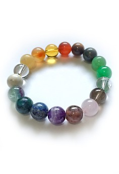 All In One Crystal Combo Bracelet