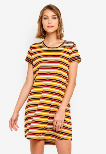bc2a99ee1dd Shop Cotton On Knit Tina T-Shirt Dress Online on ZALORA Philippines